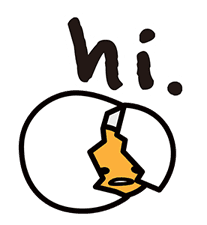 gudetama sticker #7115197