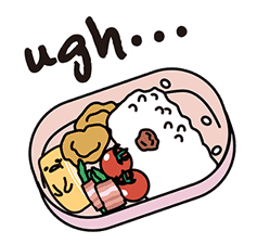 gudetama sticker #7115202