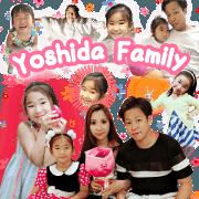 สติ๊กเกอร์ไลน์ Yoshida Family's stickers