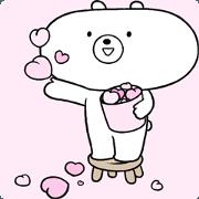 สติ๊กเกอร์ไลน์ Hokuma - Love