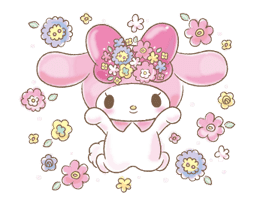 My Melody: Too Cute for You! sticker #7330012