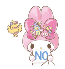 My Melody: Too Cute for You! sticker #7330017