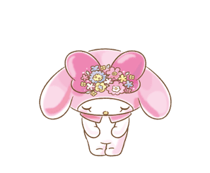 My Melody: Too Cute for You! sticker #7330018