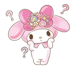 My Melody: Too Cute for You! sticker #7330022
