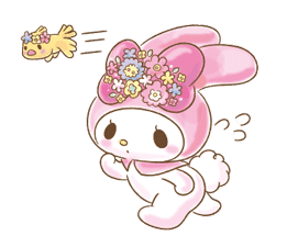 My Melody: Too Cute for You! sticker #7330023