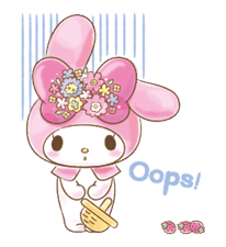 My Melody: Too Cute for You! sticker #7330024