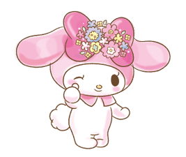 My Melody: Too Cute for You! sticker #7330028