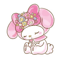 My Melody: Too Cute for You! sticker #7330029