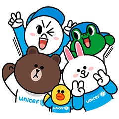 LINE X UNICEF: Special Edition