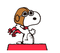 Snoopy in Disguise sticker #7669837