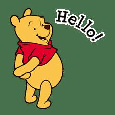 Pooh & Friends - Cute & Cuddly sticker #7901276