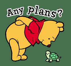 Pooh & Friends - Cute & Cuddly sticker #7901279