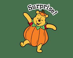 Pooh & Friends - Cute & Cuddly sticker #7901283