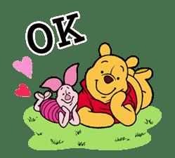 Pooh & Friends - Cute & Cuddly sticker #7901284