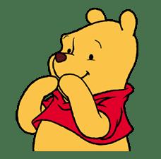 Pooh & Friends - Cute & Cuddly sticker #7901286