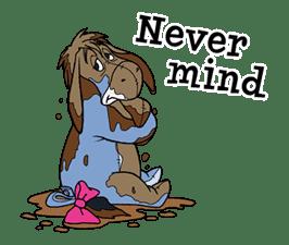 Pooh & Friends - Cute & Cuddly sticker #7901293