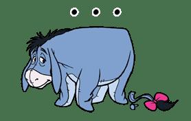 Pooh & Friends - Cute & Cuddly sticker #7901298
