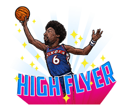 NBA Legends sticker #8693335