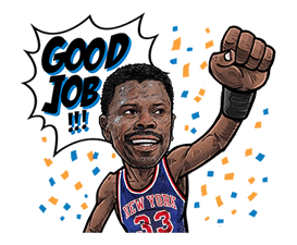 NBA Legends sticker #8693336
