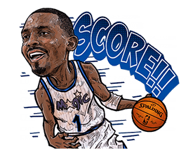 NBA Legends sticker #8693338