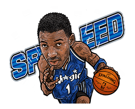 NBA Legends sticker #8693340