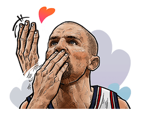 NBA Legends sticker #8693344