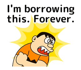 Doraemon: Moving Quotes sticker #8452232