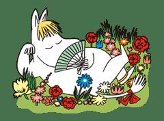 Moomin: Animated Stickers sticker #8446269