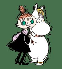 Moomin: Animated Stickers sticker #8446279