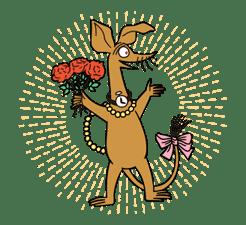Moomin: Animated Stickers sticker #8446281