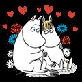 Moomin: Animated Stickers