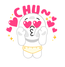 LINE X UNICEF: Baby Edition sticker #8505991