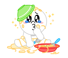 LINE X UNICEF: Baby Edition sticker #8505997