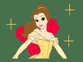 Disney Princess Cute & Animated sticker #8795514