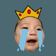 สติ๊กเกอร์ไลน์ Baby Nounen