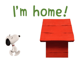 SNOOPY-THE PEANUTS MOVIE- sticker #9104074