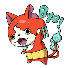 YO-KAI WATCH: Super Normal Stickers sticker #9194337