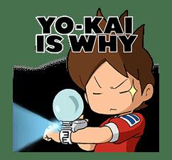 YO-KAI WATCH: Super Normal Stickers sticker #9194341