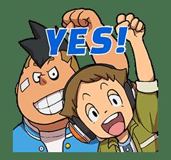 YO-KAI WATCH: Super Normal Stickers sticker #9194345