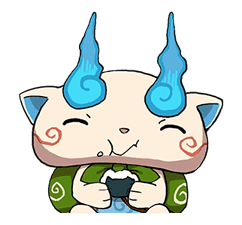 YO-KAI WATCH: Super Normal Stickers sticker #9194348