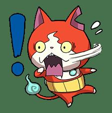 YO-KAI WATCH: Super Normal Stickers sticker #9194359