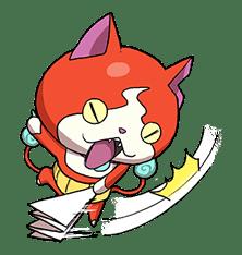 YO-KAI WATCH: Super Normal Stickers sticker #9194362