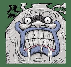 YO-KAI WATCH: Super Normal Stickers sticker #9194363