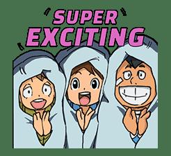 YO-KAI WATCH: Super Normal Stickers sticker #9194372
