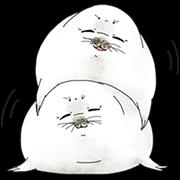 สติ๊กเกอร์ไลน์ Mochi Goma ดุ๊กดิ๊ก ดุ๊กดิ๊ก