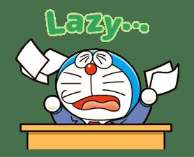 Doraemon on the Job sticker #9475405