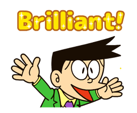 Doraemon on the Job sticker #9475408