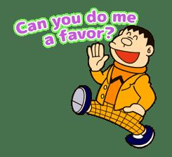 Doraemon on the Job sticker #9475409