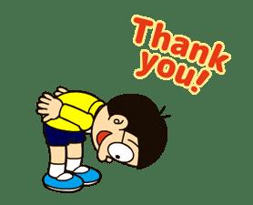 Doraemon on the Job sticker #9475410