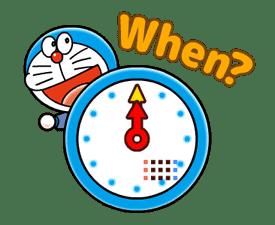 Doraemon on the Job sticker #9475412